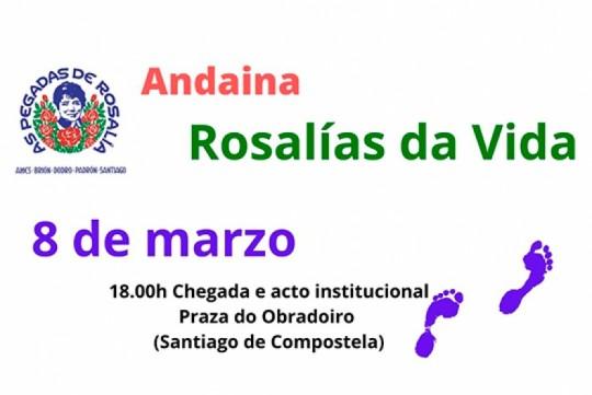 Dúas pezas teatrais e unha andaina para conmemorar o Día Internacional da Muller