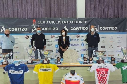 Douscentos ciclistas de 25 equipos tomarán parte este sábado 7 de agosto na 59 edición da Clásica de Pascua-Ruta Xacobea 2021