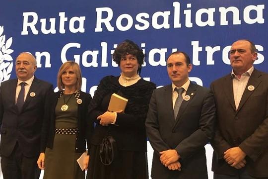 Padrón, Ames e Brión converten os escenarios vitais de Rosalía de Castro nunha atractiva ruta turística
