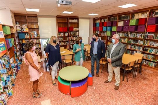 A Xunta de Galicia investirá 915.000 euros na rehabilitación integral do CEIP Flavia
